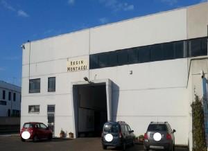 La sede di Resin Montaggi a Brindisi-2